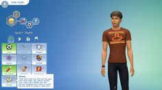 My Sims 4 Blog: Updated - Serious Trait by Zerbu
