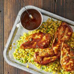 Backyard Barbecue Chicken