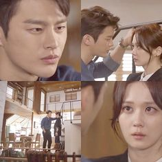 I Remember You. Hello Monster. Korean Drama. #cue ost Who Are You (in the Bts Nara cant help to laugh because she said Inguk is so cute. Lol)