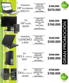 Promoción Equipos! Support and Service Hp Elitebook