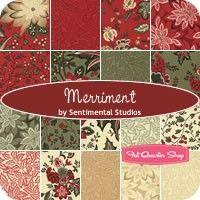 Floral Gatherings Fat Quarter Bundle Primitive Gatherings for Moda Fabrics