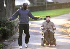 Intouchables: non avrei mai pensato di poter ridere tanto per un film francese.
