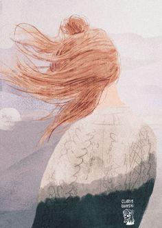 """Empfohlenes @Behance-Projekt: """"Windy"""" https://www.behance.net/gallery/49081053/Windy"""