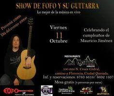 SHOW DE FOFO Y SU GUITARRAhttp://desktopcostarica.com/eventos/2013/show-de-fofo-y-su-guitarra