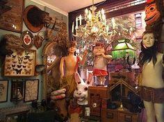 Loja de artigos para decoração