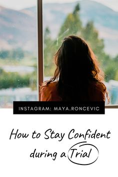How to increase your confidence when facing difficult challenges. There are several powerful and great tricks to try out to become more confident, and loving towards yourself. Try these easy 4 steps to experience a valuable increase in confidence & self-esteem. #confidence #trustgod #bodyimage #selfesteem