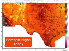 Today and tomorrow will be our last days with above normal Fall temps before a strong Canadian cold front arrives on Thursday. Everyone will be enjoying plenty of sunshine and highs in the 70s and 80s today and tomorrow, so take advantage of that while you can! We'll be quite breezy t...