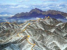 97. Grande Muraille, Chine