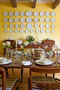 168 Best DECORATING W PLATES Images On Pinterest In