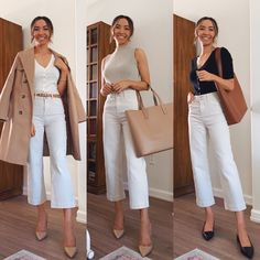 6 Ways to Style Straight Leg Jeans - LIFE WITH JAZZ