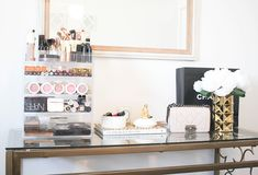 make-up organization, glamboxes, acrylic make-up organizer, makeup organization…
