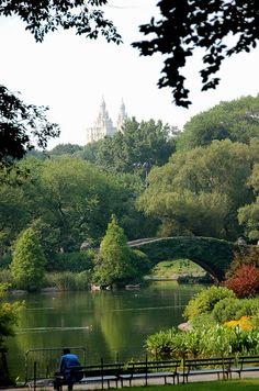Central Park, NYC Copyright: Alain Hebert