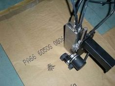 coding and printing system is used in industries
