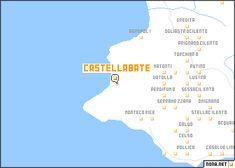 Castellebate, Italy | Castellabate (Italy) map - nona.net