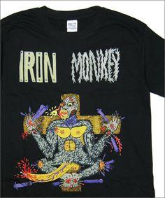 IRON MONKEY Tshirts