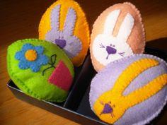 Easter Eggs Tilda