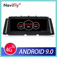 Top NaviFly Android9.0 8Core 4G RAM 64G ROM Car Multimedia video player for BMW 7Series F01 F02 2009-2015 car gps 4G SIM wifi 2020 Cheap Car Audio, 2015 Cars, Android 9, Multimedia, Sims, Usb, Play, Mantle, The Sims