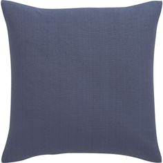 """Brinkley Denim 18"""" Pillow in Decorative Pillows 