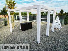 Pergola, Garage Doors, Outdoor Structures, Outdoor Decor, Modern, Home Decor, Trendy Tree, Decoration Home, Room Decor