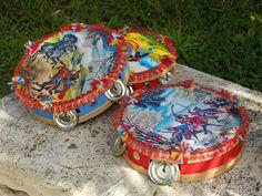 tamburello Sicilano - Sicilian tambourine