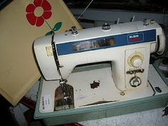 Maquinas de Costura 60s