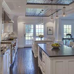 Antique Brown Suede Granite, Transitional, kitchen, Airoom