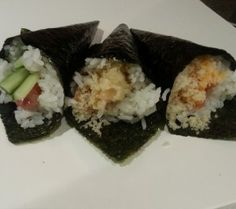 Delicious sushi Keep It Cleaner, Toronto, Dining, Ethnic Recipes, Food, Dinner, Meal, Meal, Eten
