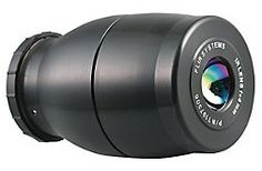 Flir T600 T 600 Thermal Imaging Infrared Camera T197412 90° Lens f=4mm  The Flir T197412 wide angle infrared lens is perfect for use in confined places or if large object areas need to be analyzed.  The Flir T197412 90 degree lens is designed to look into electrical cabinets to 1/2 inch windows minimum. Includes case & mounting support. (FOV) Field of view: 90° × 73° Min. focus distance: 20 millimeters (0.79 inches) Focal length: 4 millimeters (0.157 inches)