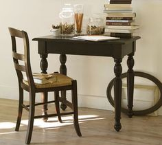 Desperately trying to find something similar to this Porter Small Desk from PB (discontinued right before my eyes).