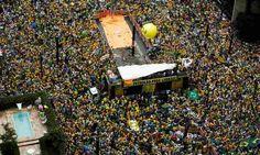 Το 39% απορρίπτει την κυβέρνηση Τέμερ στη Βραζιλία