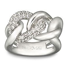Swarovski Manhattan Ring - WANT!