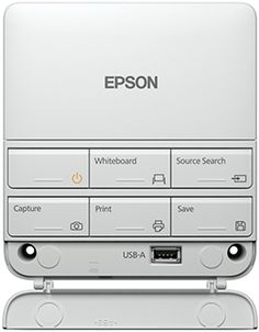 Quick overview of the Epson wall control panel which is coupled with the new Epson 'Meeting Mate' Interactive Projector. Office Branding, New Classroom, Symbol Design, Mobile App Design, Design Case, Epson, Design Reference, User Interface, Industrial Design
