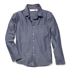 Joe Fresh Men's Chambray Shirt