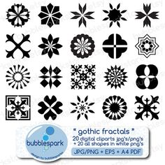 fractals and mathematical shapes - Google Search
