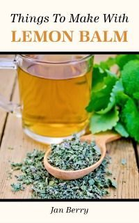 Do you have a lot of lemon balm? Here are useful things to do with lemon balm: make bug spray, a cold sore lip balm, vinegar, natural soap, tea & more! Healing Herbs, Medicinal Herbs, Natural Healing, Holistic Healing, Herbal Medicine, Natural Medicine, Lemon Balm Recipes, Lemon Balm Uses, Soap Recipes