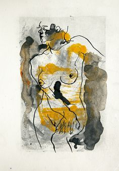 Laura. Nanquim, acrílica e grafite sobre papel Offset 240g. 33x24cm (13x9.5in) Modelo Vivo, EAV, Parque Lage, Rio de Janeiro. Acrylic, indian ink and graphite on offset paper 240g. Model: Laura #eav #parquelage #modelovivo #desenho #pintura #acrilica #nanquim #grafite #nu #pose #corpo #feminino #acrylic #graphite #indianink #ink #nude #pose #model #figure #lifedrawing #drawing #painting #fineart #art #arte #nude #interior #decor #figurative #expressionism