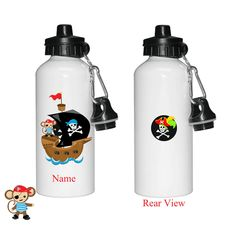 Personalised Kids water bottle, Personalized drinks bottle, party favors, Kids…