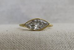 Marquise Diamond Bezel Ring at Sarah Perlis Jewelry:http://www.sarahperlis.com/products/_marquise-diamond-bezel-ring