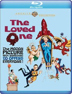 The Loved One (1965) Blu-ray Review: I'm Lovin' It - Cinema Sentries
