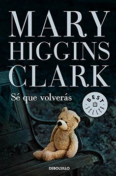 Mary Higgins Clark, I Love Reading, Writing Tips, Book Lovers, Books To Read, Teddy Bear, My Love, Central Park, Walk Alone