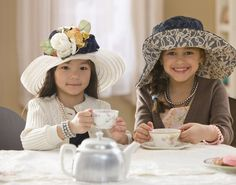 Tea Time!: Learn all about the traditional afternoon tea and bake a few scones and short breads to make this event extra special