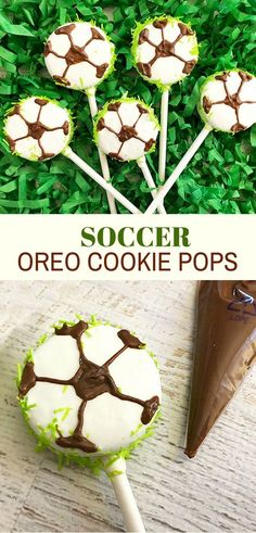 Soccer Oreo Cookie P