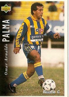 Omar Palma - Rosario Central