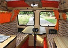 Conversion Van Interiors | 1977 Ford Conversion Van Interior