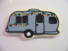 fun  camper cookies
