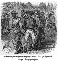 Missing From Presidents Day: The People They Enslaved