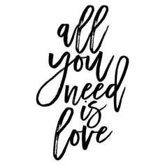 Quotes and inspiration about Love QUOTATION – Image : As the quote says – Description All You Need Is Love,Inspirational Quote,Motivational Poster,Printable Art,Love Quote,Love Sign,Gift For Her - #LoveQuotes