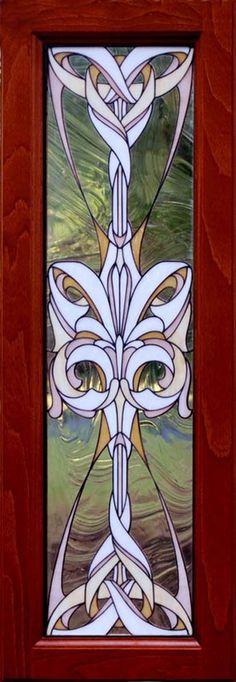 Витражные окна — купить в студии «Константин Альт» | Цены на витражные окна