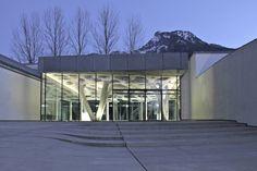 Extensão do Building Academy de Salzburg / soma