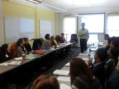 Pittsburgh Allies learn facilitation skills from the Coro Center for Civic Leadership.